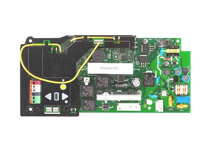 050DCRJWF Receiver Logic Circuit Board