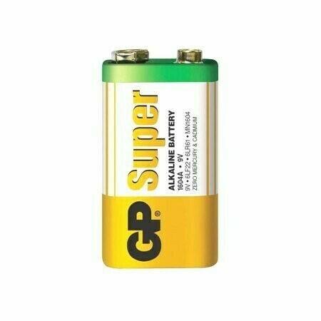 9v Linear Replacement Battery