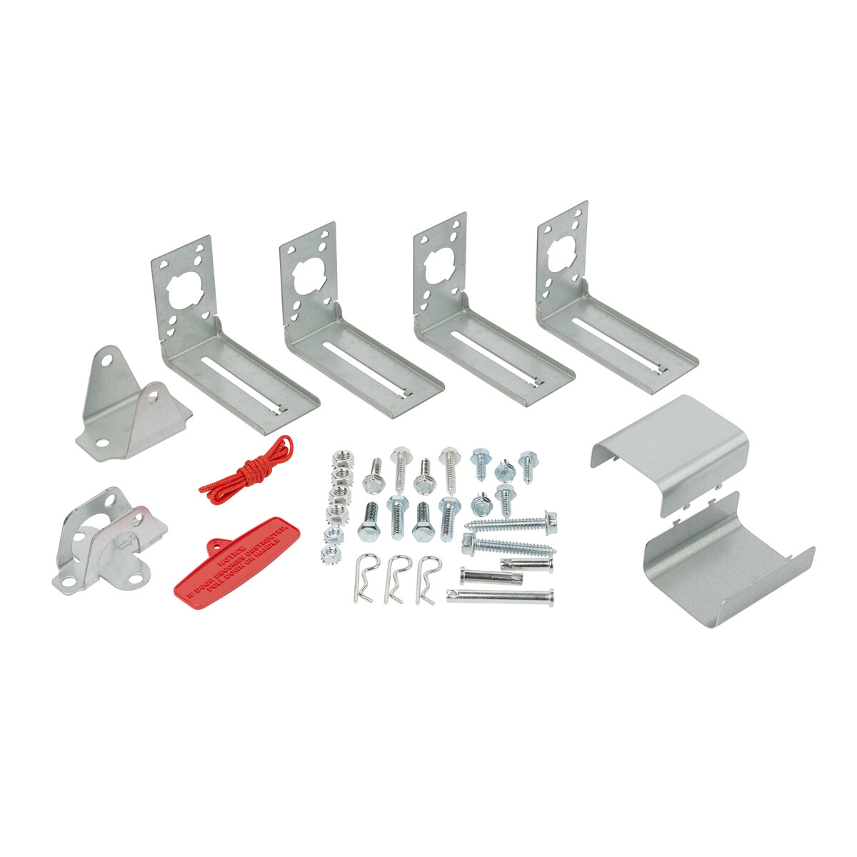 Linear Safety Beam Mounting Brackets