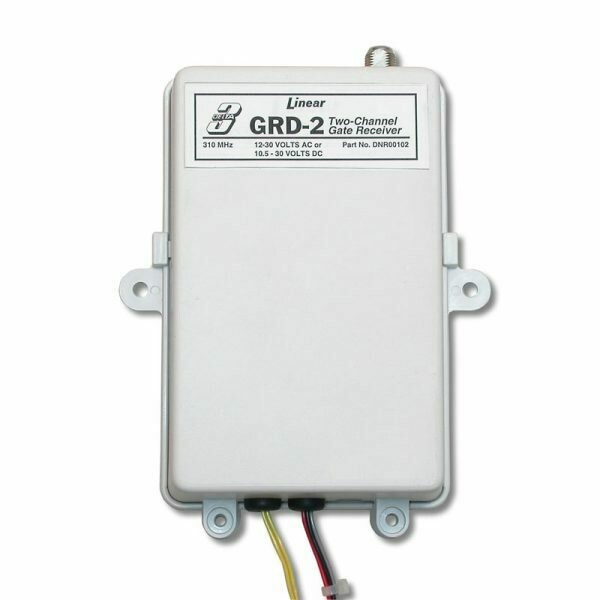 GRD-2 Linear Two Channel Gate Receiver, DNR00102
