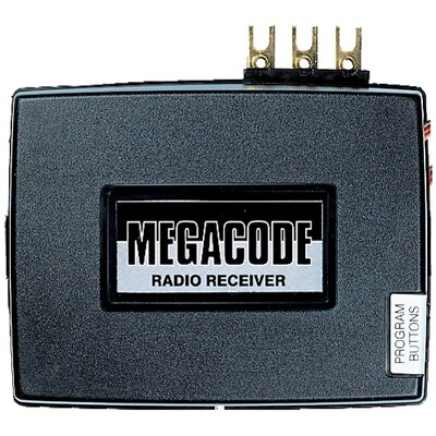 MDR-2 Linear Two Channel Rolling Code Receiver, DNR00072