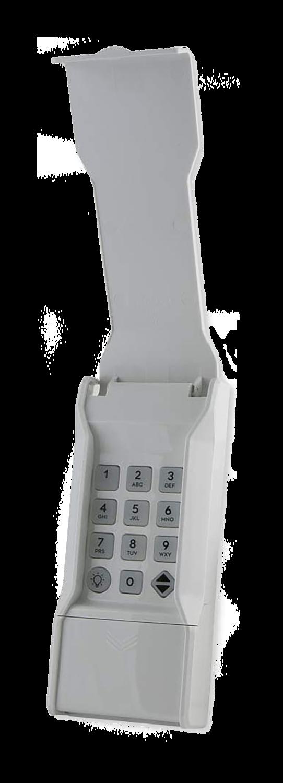 LPWKP-G Linear Gray Wireless Keypad