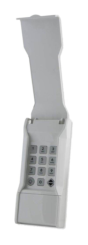 MDTK Linear Keypad Is Replaced By The Gray LPWKP Keypad