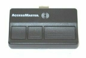 373AC AccessMaster Three Button Visor Remote