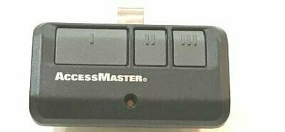 893AC AccessMaster Three Button Visor Remote