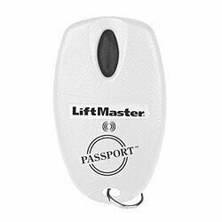 CPTK13 LiftMaster Passport 1 Button Key Chain Remote