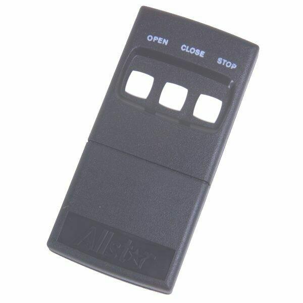 BA8833C OCS Allstar 3 Button, 1 Door OCS Remote, 190-109372