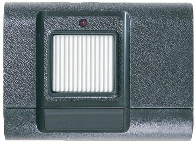 SHA24706 Stanley One Button Visor Remote, 310MHz