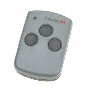 M3-3313 Marantec Three Button Remote, 315MHz