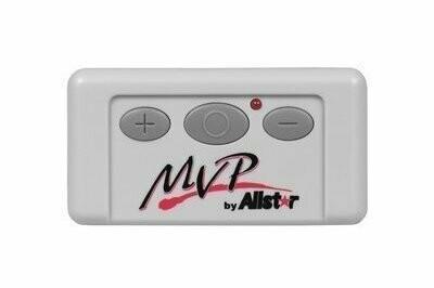 190-110925 MVP 3 Button Visor Remote