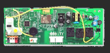 50ACCR4 Receiver Logic Circuit  Board