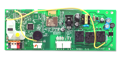 50ACCR2 Receiver Logic Circuit  Board