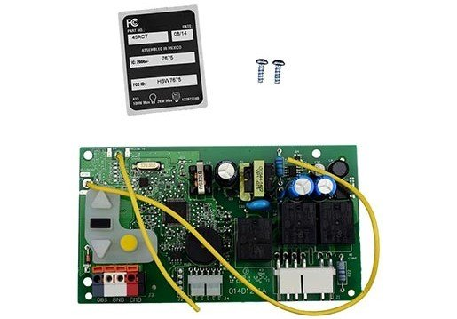 045ACT Receiver Logic Board, Security+ 2.0