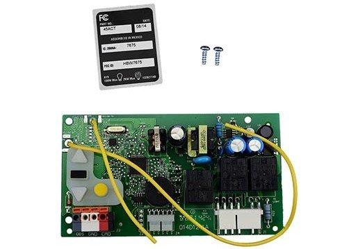 45ACT Receiver Logic Circuit Board