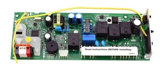 45DCCL3A Receiver Logic Circuit  Board