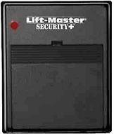 635LM LiftMaster Orange Learn Button Receiver