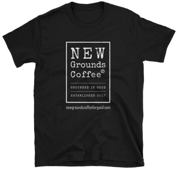 NEW Grounds T-shirt - Black