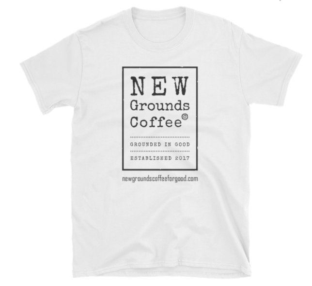 NEW Grounds T-shirt - White