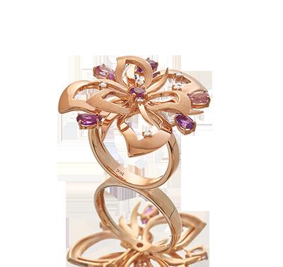 Anel Flowers | 10x de R$670,00