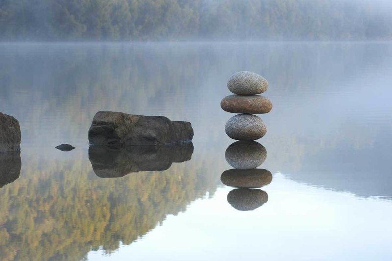 Reflected Rocks