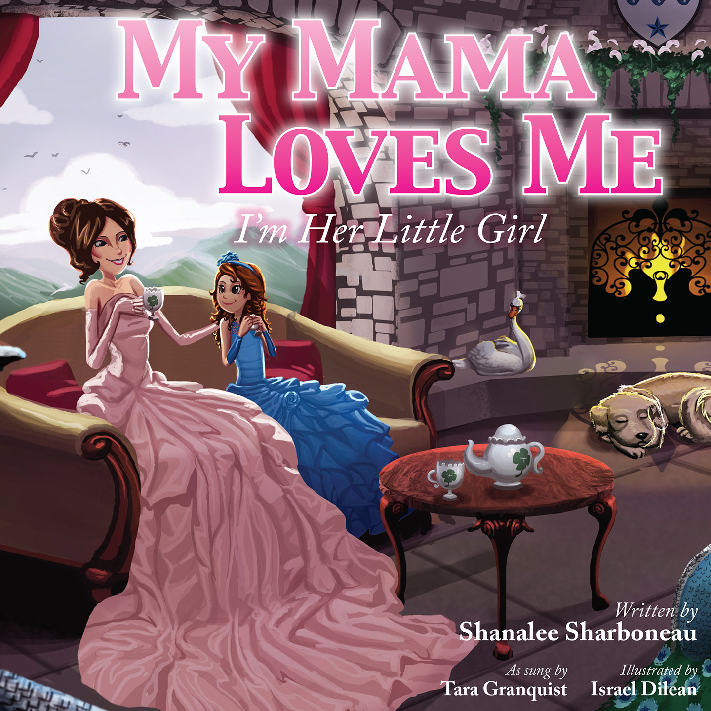 My Mama Loves Me: I'm Her Little Girl (Signed)