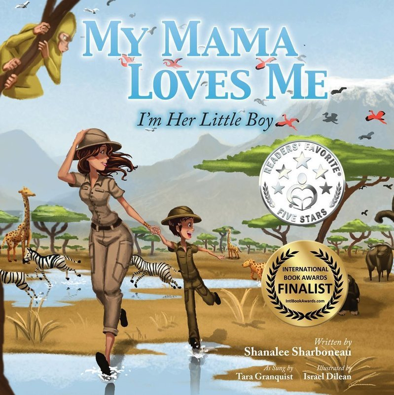 My Mama Loves Me: I'm Her Little Boy (Signed)