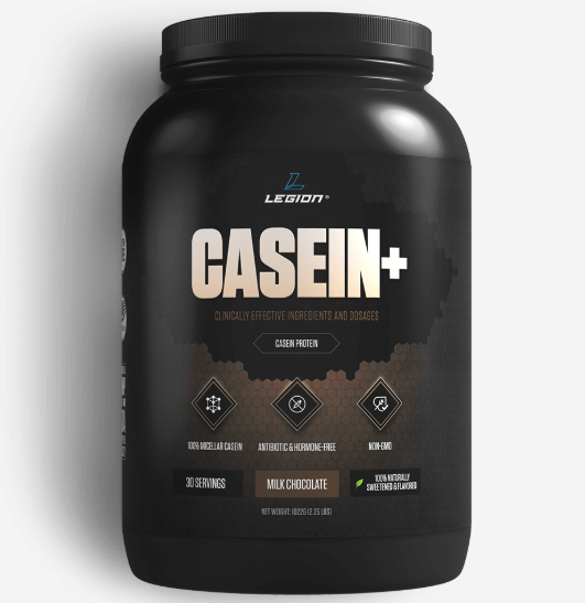 Casein+ by Legion (Protein Powder)
