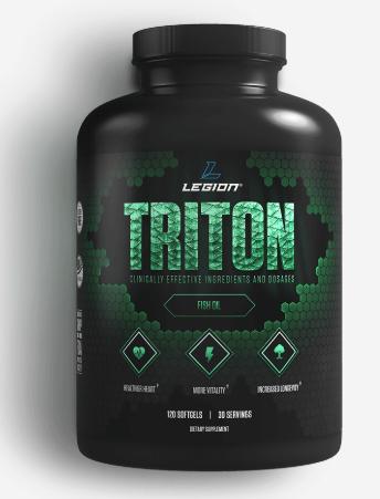 Triton by Legion (Fish Oil)