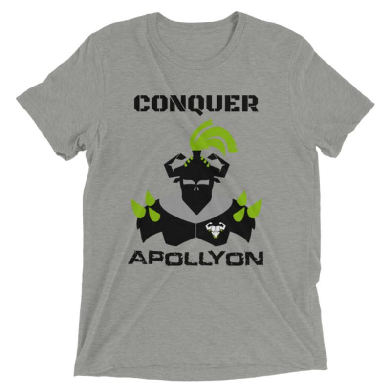 Conquer Apollyon Tee