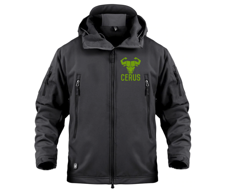 Cerus Tactical Soft Shell Jacket