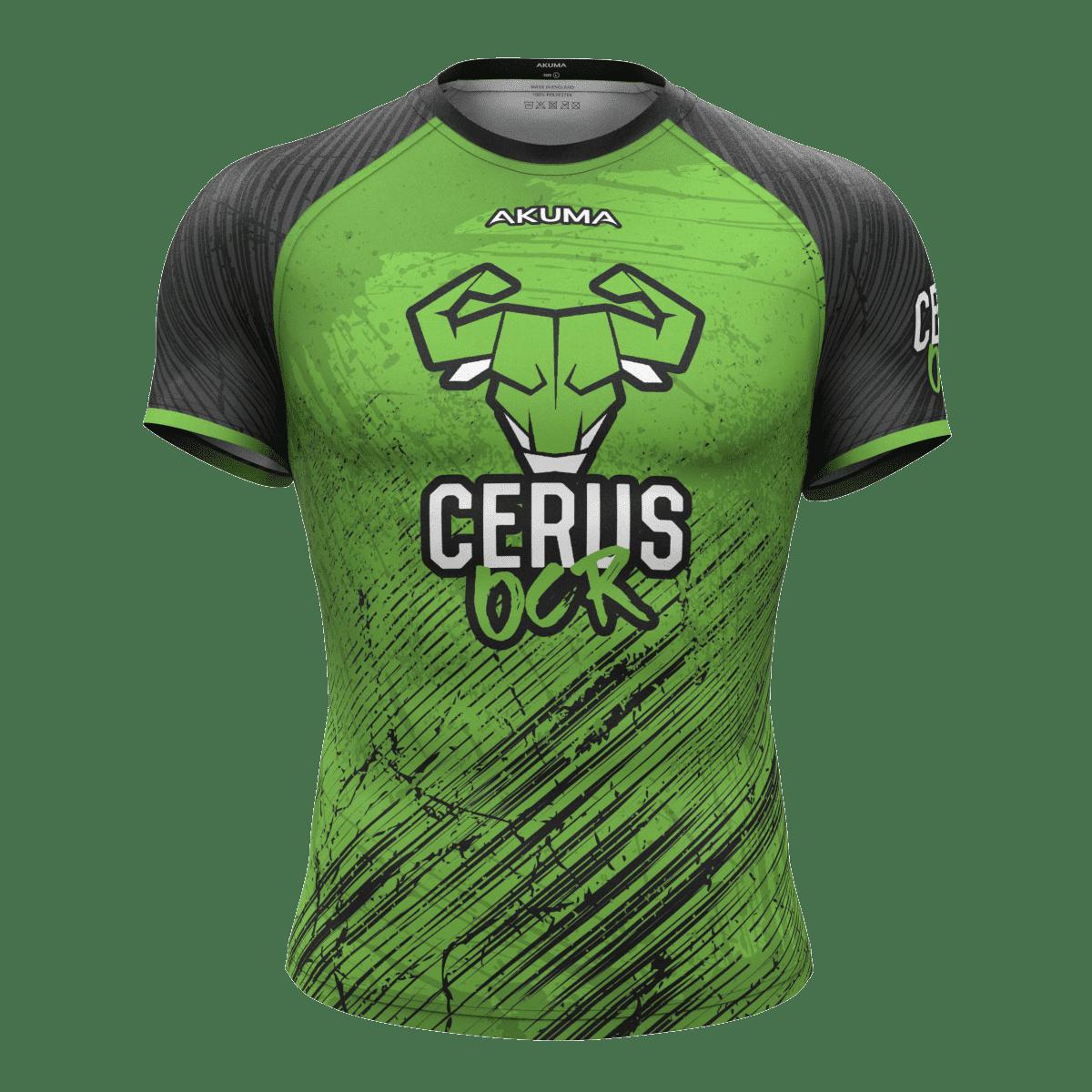 Cerus Men's Fortitude Jersey by Akuma