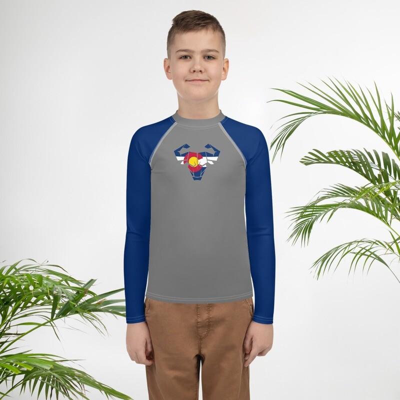 Youth Long-Sleeve Tech Shirt