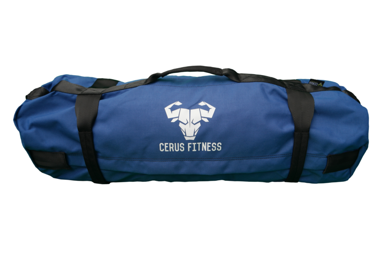 Cerus Fitness Sandbag Kit- Royal Blue