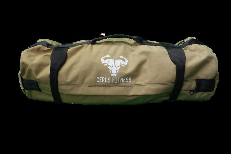 Cerus Fitness Sandbag Kit- Tan