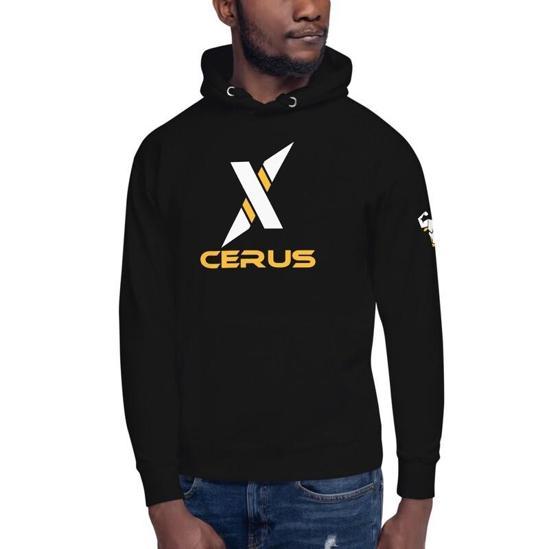 Cerus Brix X Unisex Premium Hoodie