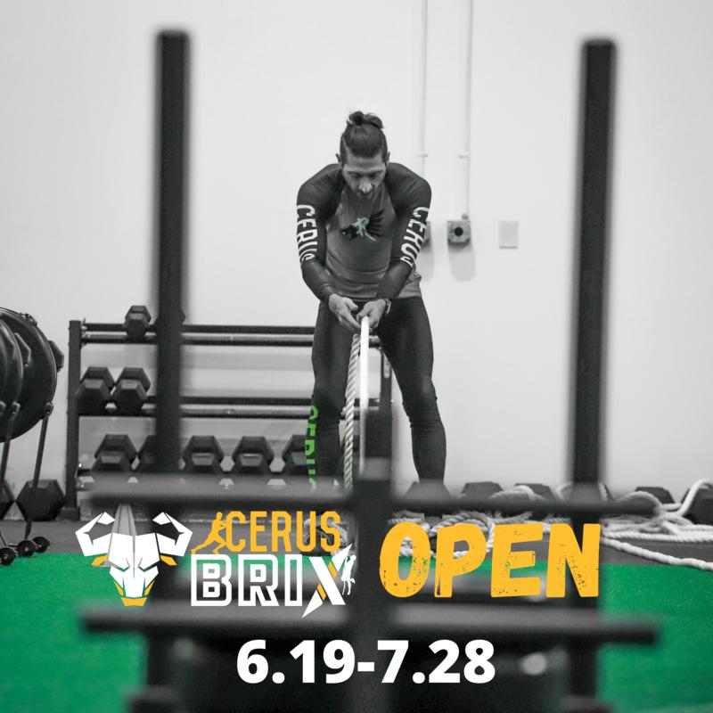 CerusBrix Open 6.19-7.28