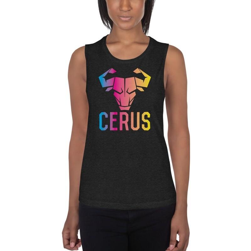 Gradient Cerus Ladies' Muscle Tank