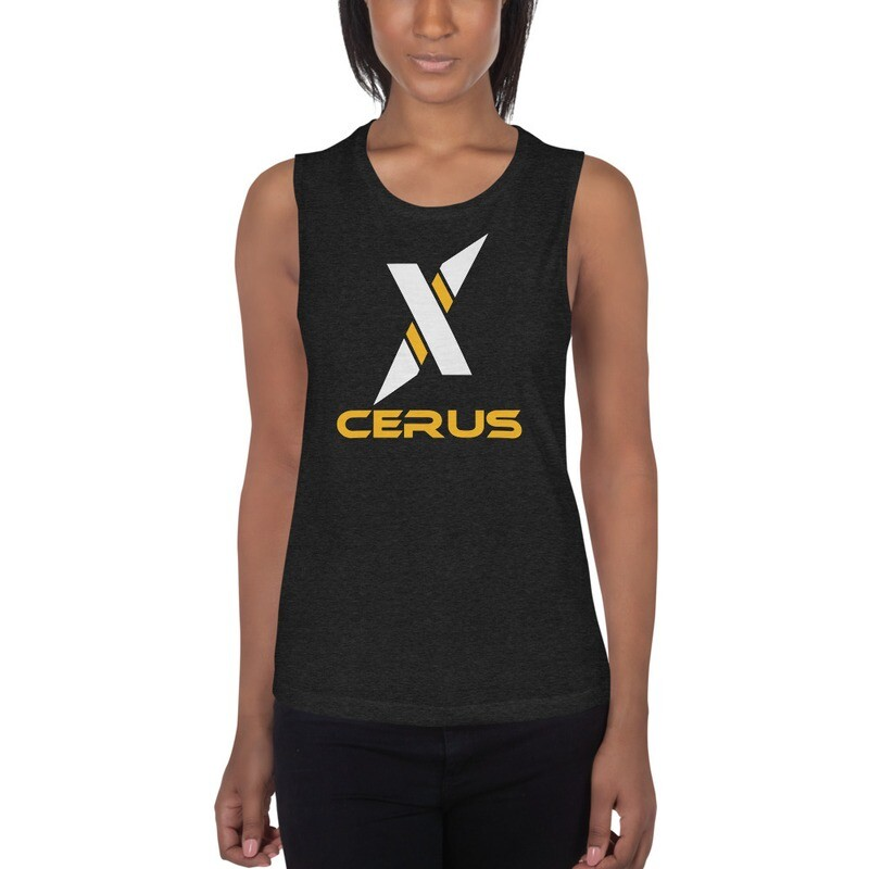 CerusBrix X Ladies' Muscle Tank