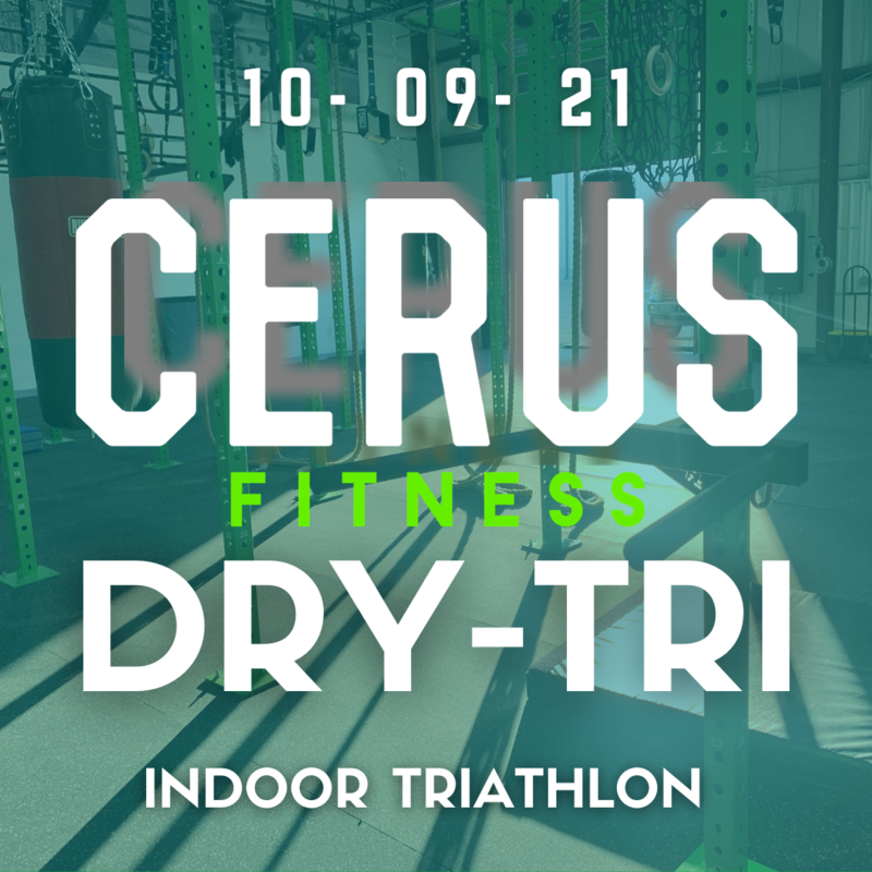 Cerus Fitness Dry-Tri 10.09.21