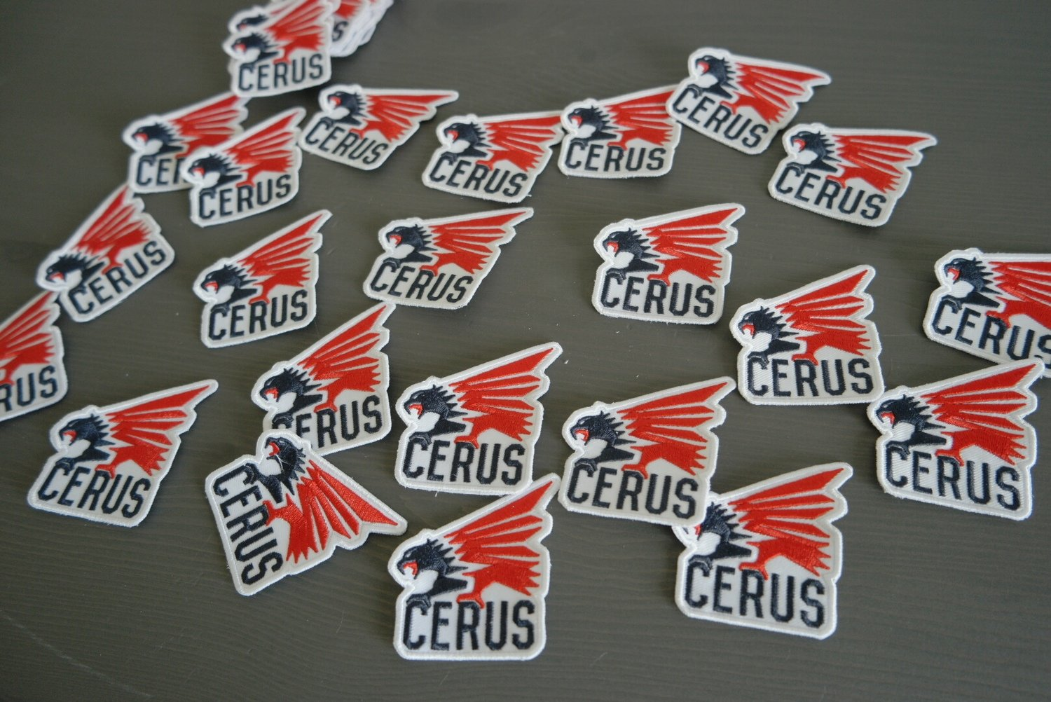 Cerus Badge/Patch