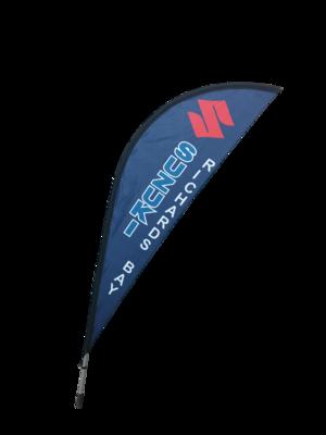 Teardrop Flag 3 Meter