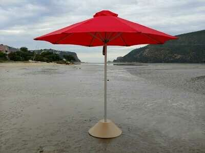 2.6m Patio Hexagonal Umbrella