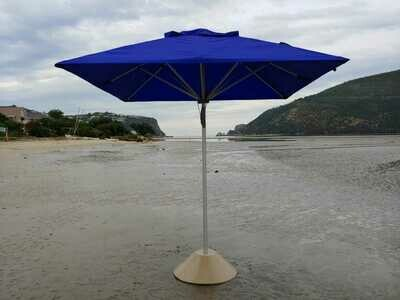 2.6m Patio Square Umbrella