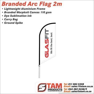 Arc Flag 2 Meter