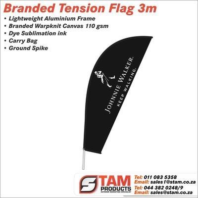 Tension Flag 3 Meter