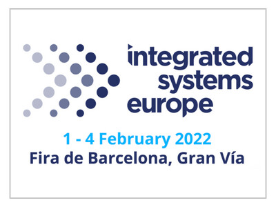 ISE 2022 - Stand Plan Inspection Fee