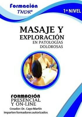 CURSO Nivel 1 Exploración y Masaje TNDR
