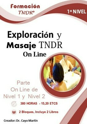 Exploración y Masaje TNDR On Line (1 y 2)