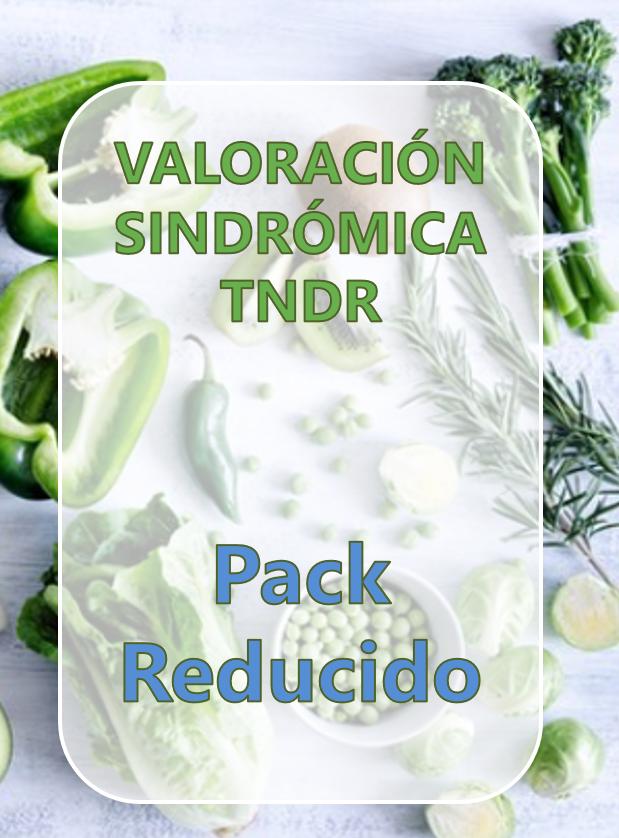 Pack Reducido Valoración Sindrómica TNDR