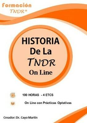 HISTORIA DE LA  TNDR